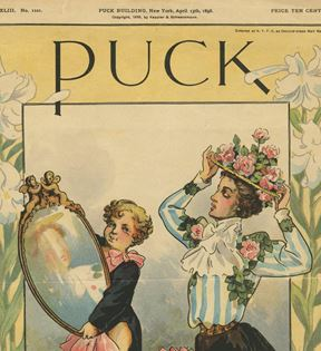Puck Magazine, Easter