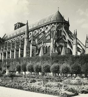 Bourges French Cathedral