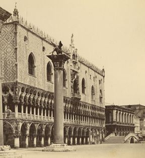 19th Century Venice, The Doge