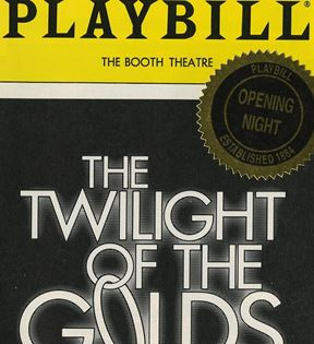 """The Twilight of the Golds"""