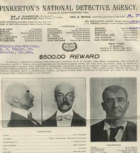 Pinkerton National Detective Agency