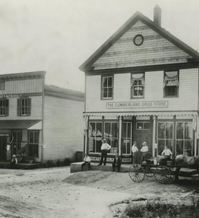 Historic Virginia Commerce