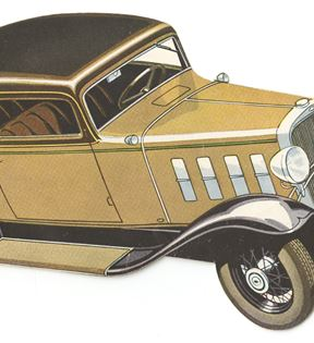 The Five Passenger Coupe
