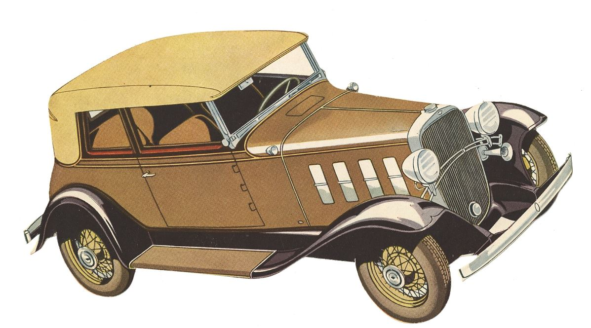 The Convertible Landau Phaeton