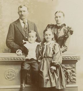 19th Century American Family