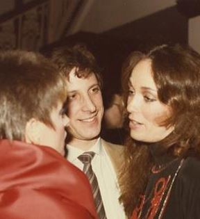 Catherine Bach, Patti Lupone, Robert Lupone (Peter Warrack)