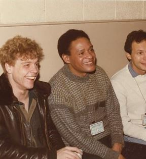 Mark Hamill, Billy Crystal, Al Jarreau (Peter Warrack)