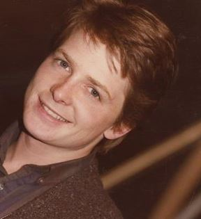 Michael J. Fox (Peter Warrack)