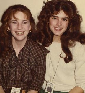 Brooke Shields & Melissa Gilbert (Peter Warrack)