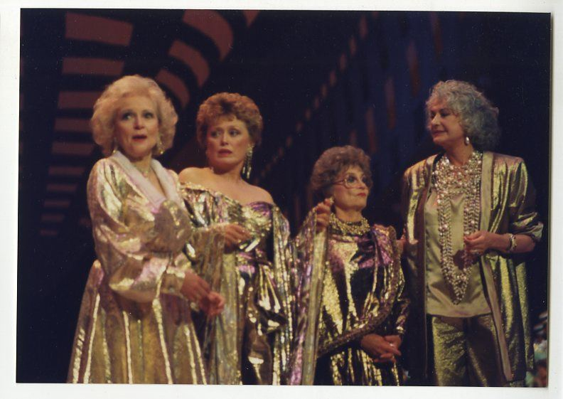 Golden Girls (Peter Warrack)