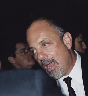 Billy Joel (Peter Warrack)