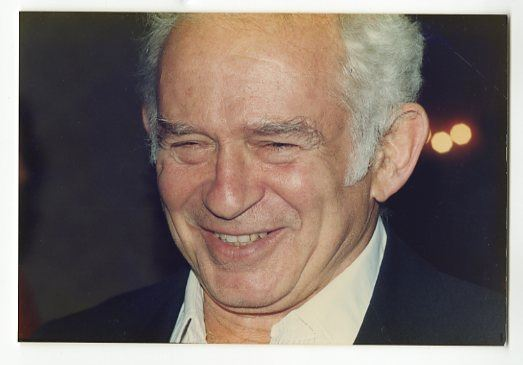 Norman Mailer (Peter Warrack)