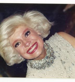 Carol Channing (Peter Warrack)