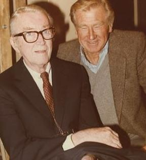 James Stewart & Lloyd Bridges (Peter Warrack)