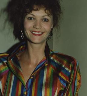 Joan Allen (Peter Warrack)