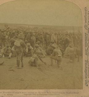 Boer War, South Africa