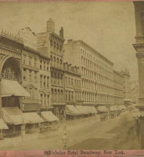 19th Century New York