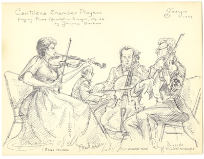 Cantilena Chamber Players