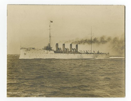 USS Chester