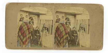 19th Century Photography, Camera