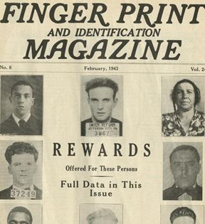Finger Print and Identification Magazine