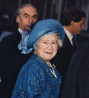 Queen Elizabeth II (Peter Warrack)