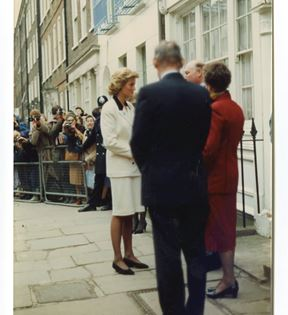 Diana, Princess of Wales (Peter Warrack)