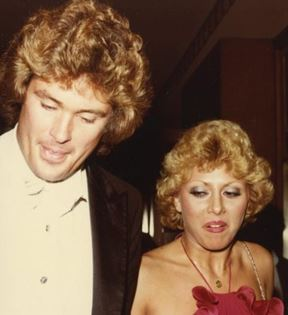 Wanda Richert & David Hasselhoff