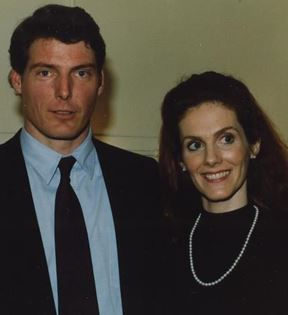 Christopher Reeve & Julie Hagerty (Peter Warrack)