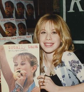 Tara Lipinski (Peter Warrack)