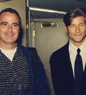 Crispin Glover & Trent Harris (Peter Warrack)