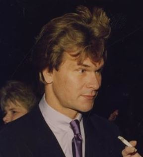 Patrick Swayze (Peter Warrack)