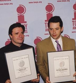 Matthew Broderick & Nathan Lane (Peter Warrack)