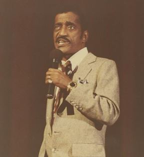 Sammy Davis, Jr. (Peter Warrack)