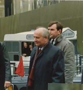 Mikhail Gorbachev (Peter Warrack)