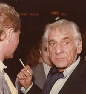Leonard Bernstein (Peter Warrack)