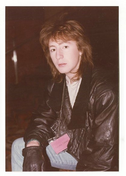 Julian Lennon (Peter Warrack)