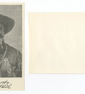 William F. Buffalo Bill Cody