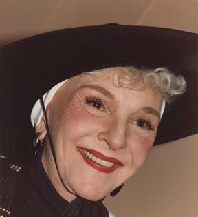 Mary Martin (Peter Warrack)