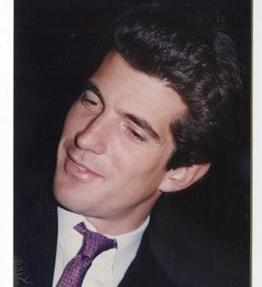 John F. Kennedy Jr. (Peter Warrack)