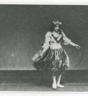 Ella Lola, Turkish Dance