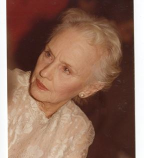 Jessica Tandy (Peter Warrack)